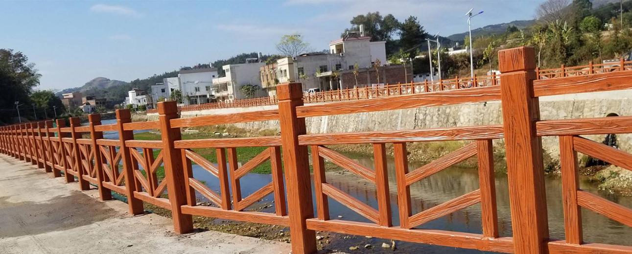 常州城市道路护栏安装案例