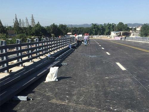 常州城市道路护栏-桥梁护栏