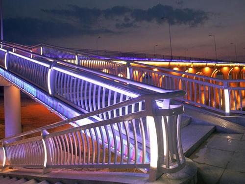 常州交通护栏,-灯光桥梁护栏