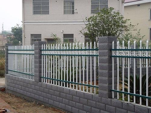 常州城市道路护栏-围墙护栏