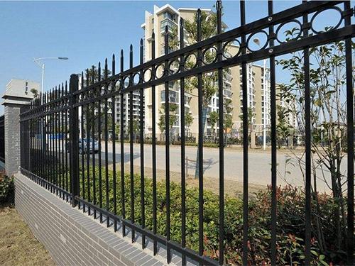 常州道路防撞护栏-围墙护栏