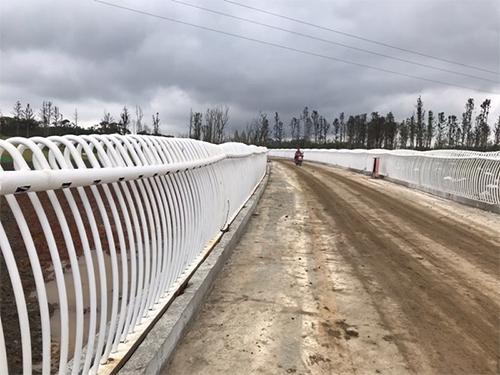 常州交通护栏-不锈钢护栏安装