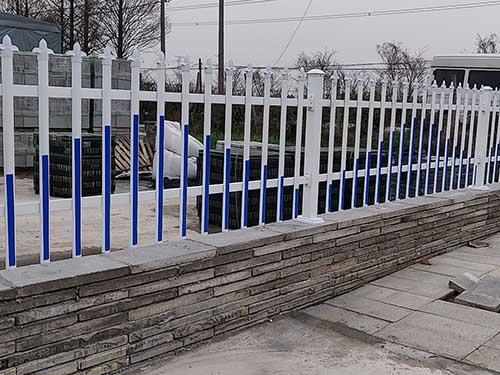 常州交通护栏安装案例